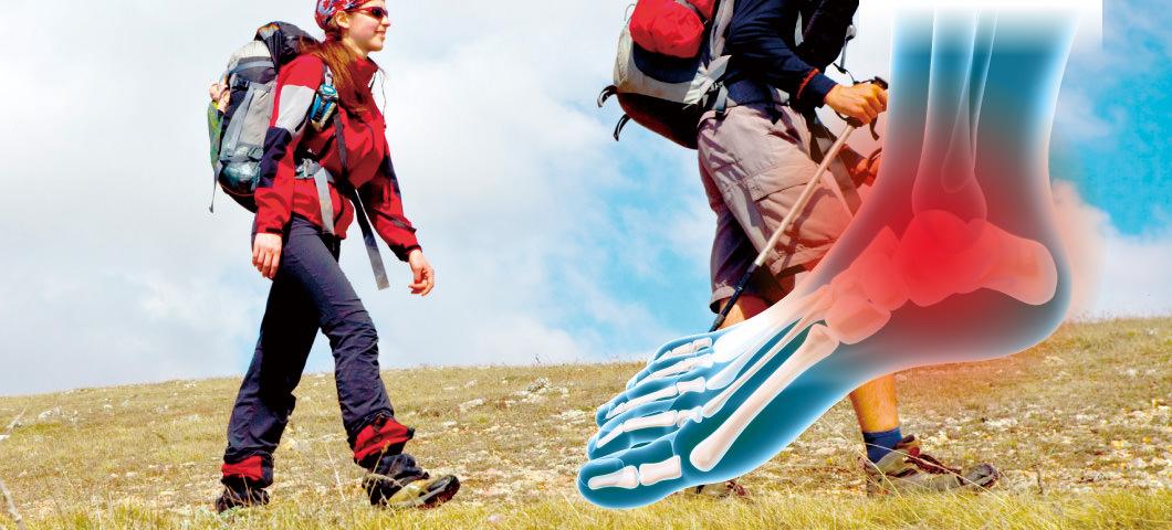 足首用サポーターの選び方イメージ